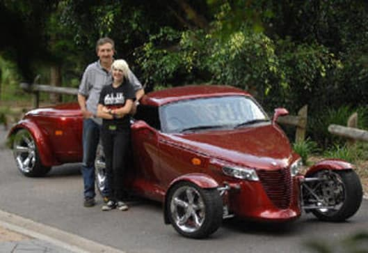 Chrysler Prowler Ride On The Wild Side