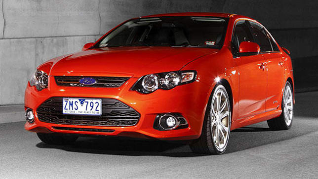 xr6 turbo manual vs auto