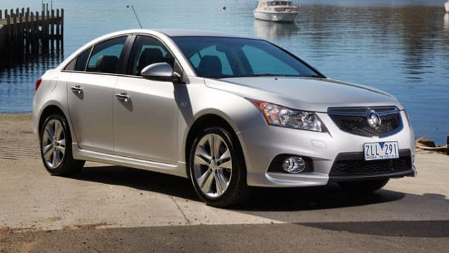 Holden Cruze Reviews Carsguide