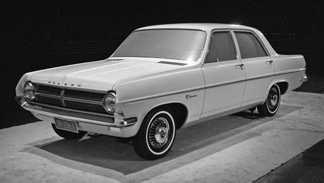 How The Hd Holden Got Its Front Guards Car News Carsguide