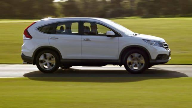 Marvelous Honda CR V VTi L 2013 Review: Road Test