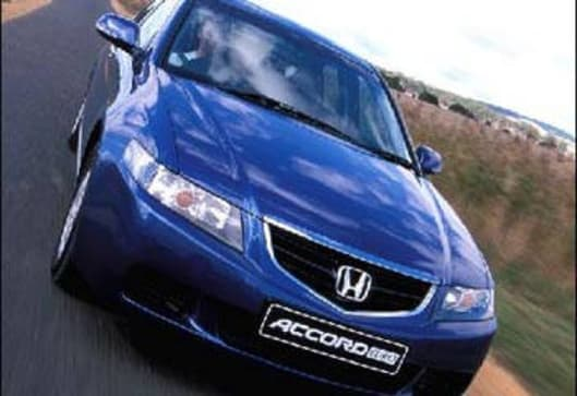 2003 Honda Accord Reviews Carsguide