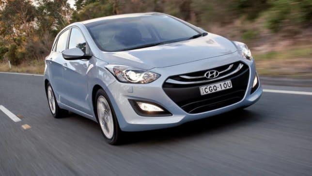 Hyundai i30 2013 market value