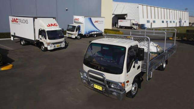 Light Truck: Jac Light Truck Review