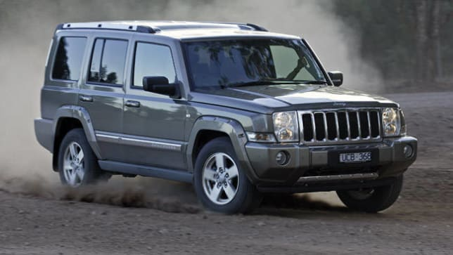 Amazing Latest Jeep Commander Reviews. Used 4WD Wagons Review: 2007 2012