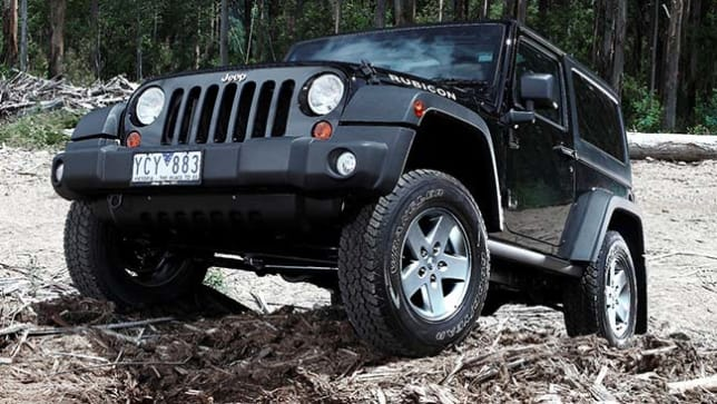 Jeep wrangler reviews 2014