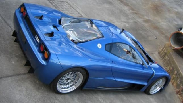 Joss Supercar To Be Sold Car News Carsguide