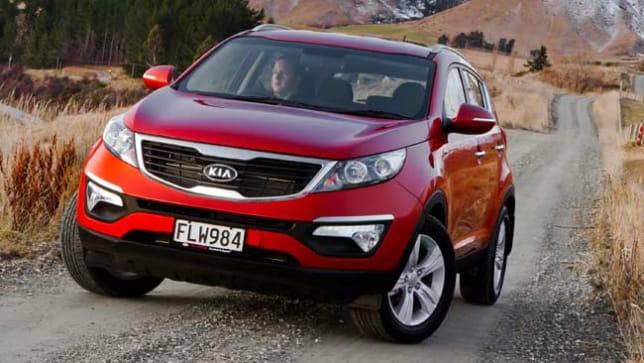 Kia Sportage SLi 2012 Review