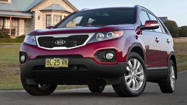 Used Kia Sorento Review: 2003 2013