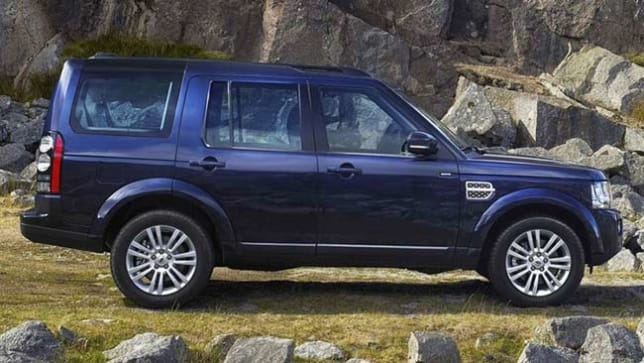Land Rover Discovery Dublin - 8 automatic service history 3 Land ...