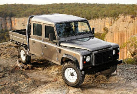 Land Rover Defender 2008 Review | CarsGuide
