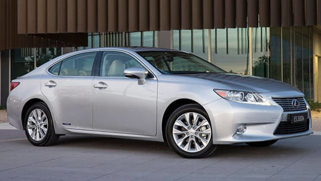 lexus es300h reviews carsguide. Black Bedroom Furniture Sets. Home Design Ideas