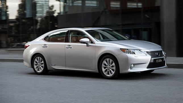Amazing Lexus ES 300h 2014 Review
