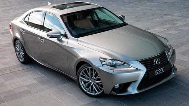 Lexus Is250 Sports 2014 Review Carsguide