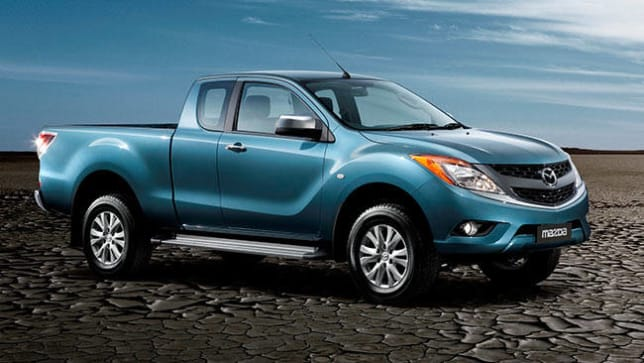Mazda Bt 50 Xtr 2013 Review Carsguide