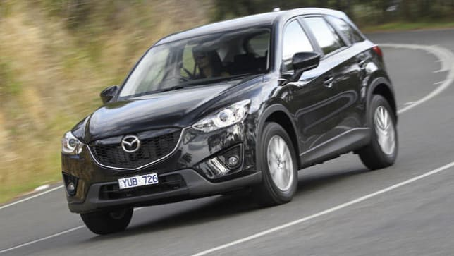 Mazda CX 5 Maxx Sport 2013 Review