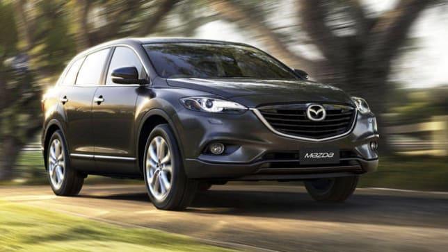 Mazda CX-9 gets major makeover - Car News | CarsGuide