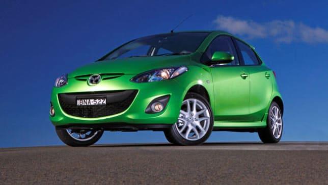 Mazda 2 Genki 2012 Review