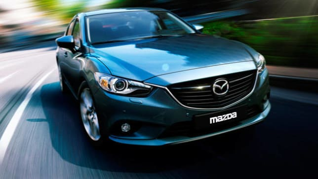mazda 6 2014 review carsguide. Black Bedroom Furniture Sets. Home Design Ideas