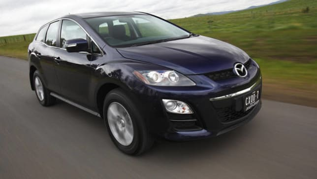 Mazda CX 7 2011 Review