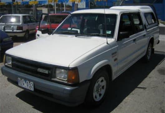 Mazda bravo b2600 fuel economy