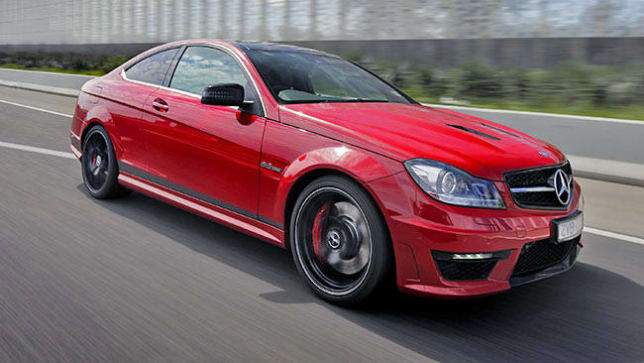 Mercedes benz c63 2014 review carsguide for Mercedes benz c63 2014