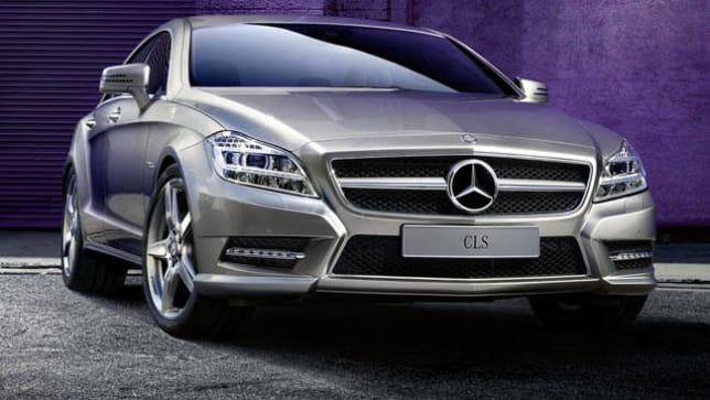 Mercedes benz cls 500 2012 review carsguide for Mercedes benz cls 500