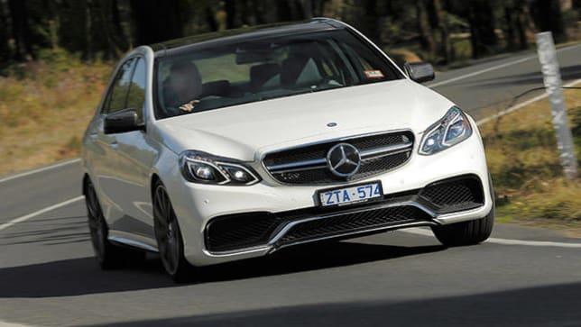 Mercedes benz e63 2013 review carsguide for 2013 mercedes benz e63 amg review