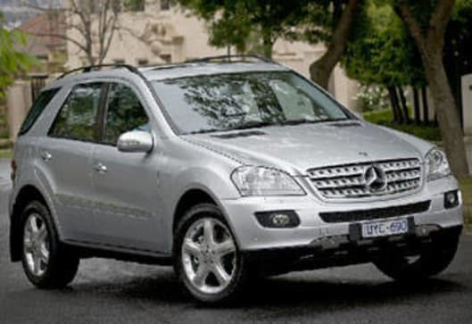 Benz M Cl Ml500 2008 Review