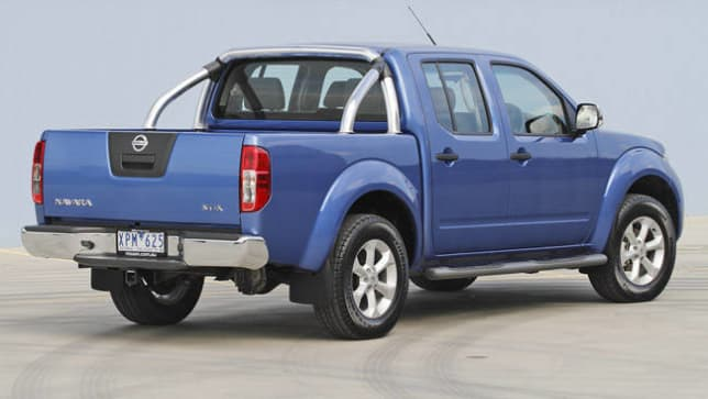 Nissan navara 2011 for sale