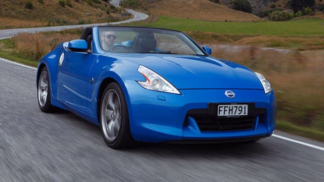 nissan 370z used review 2009 2012 carsguide. Black Bedroom Furniture Sets. Home Design Ideas