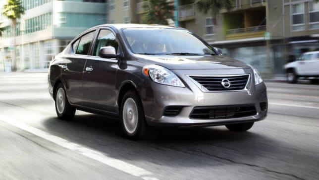 Nissan Almera 2013 Review | CarsGuide