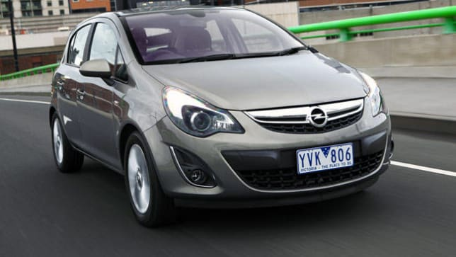 2012 opel corsa review carsguide. Black Bedroom Furniture Sets. Home Design Ideas