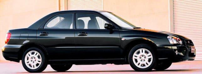 Subaru impreza gx