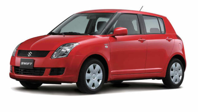 suzuki swift used review 2005 2007 carsguide. Black Bedroom Furniture Sets. Home Design Ideas