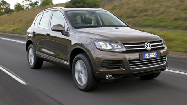 vw touareg v6 fsi tdi 2012 review carsguide. Black Bedroom Furniture Sets. Home Design Ideas