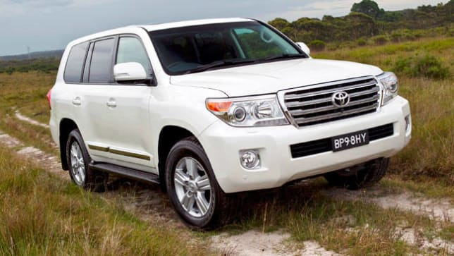 new car sales price toyota land cruiser 200 series car news carsguide. Black Bedroom Furniture Sets. Home Design Ideas