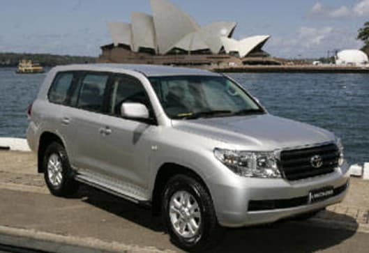 toyota land cruiser 2008 review carsguide. Black Bedroom Furniture Sets. Home Design Ideas