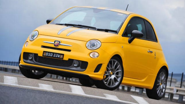 Abarth 695 2012 Review | CarsGuide