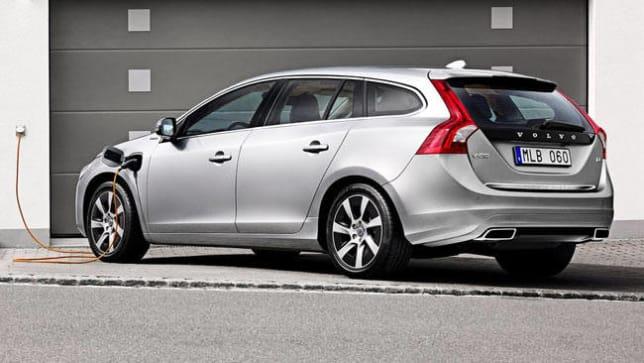 volvo  plug  diesel hybrid car news carsguide