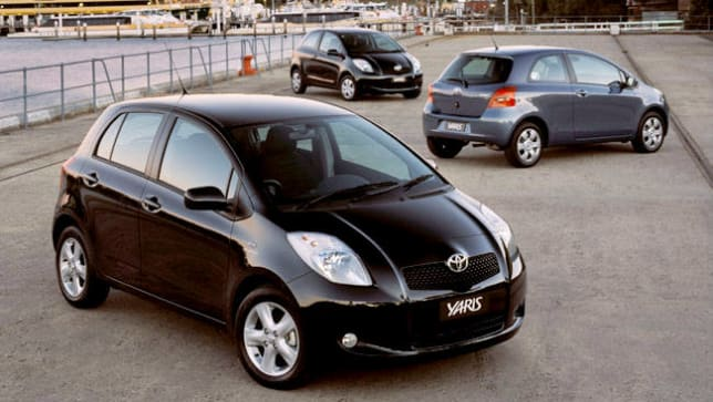used toyota yaris 2005 2009 review carsguide. Black Bedroom Furniture Sets. Home Design Ideas