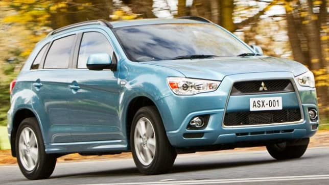 Mitsubishi ASX gets 5 star safety rating - Car News | CarsGuide