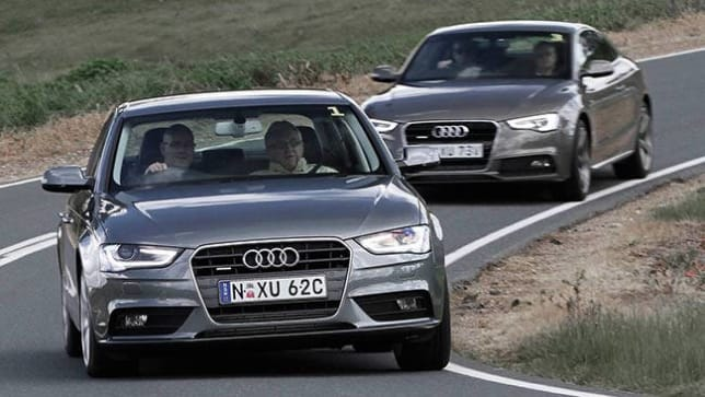 Audi A And A New Car Sales Price Car News CarsGuide - Audi car sales