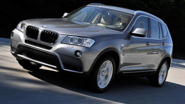 BMW X3 xDrive 20d 2011 review | CarsGuide