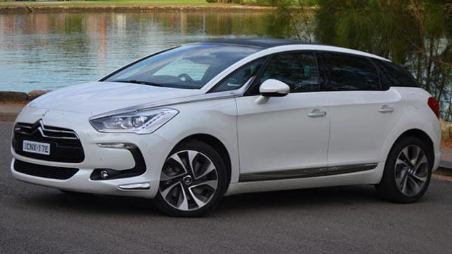 Citroen Ds5 2014 Review Carsguide