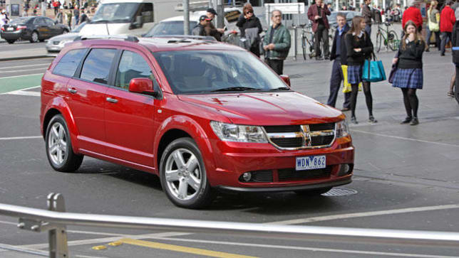 Dodge To Be Axed From Australia