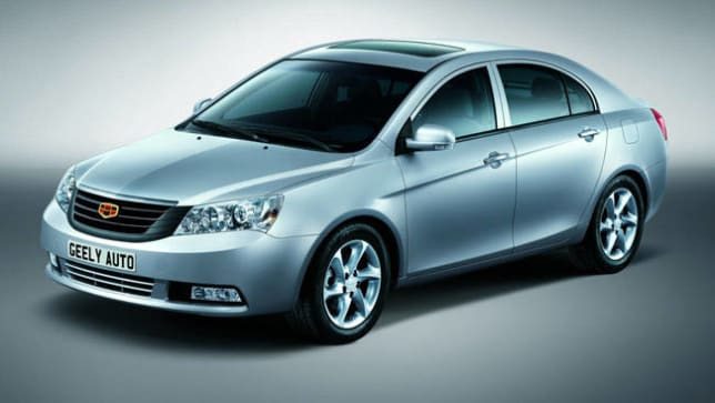 Geely Emgrand 2013 Review Carsguide