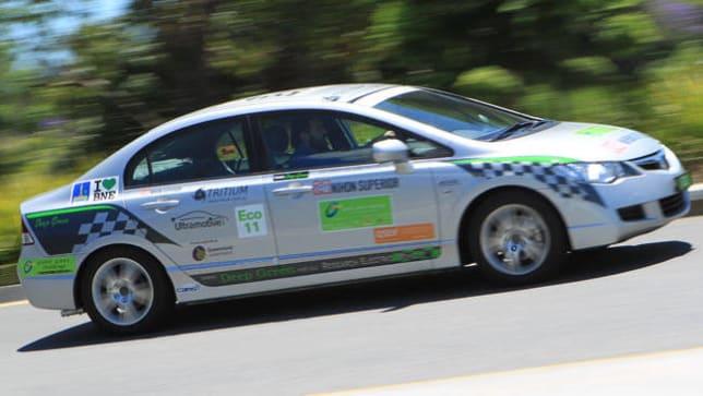Mitsubishi Lancer Goes Electric