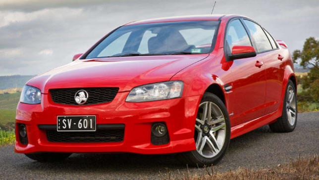 Kết quả hình ảnh cho sedan Holden Commodore