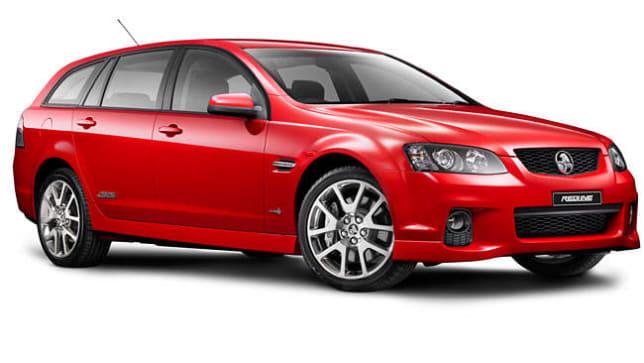 Holden Commodore Sportwagon SSV review  CarsGuide